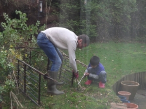 Digging Uncle Andy
