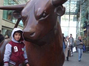 A load of Bullring bull