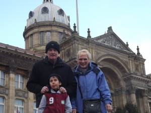 A day trip with Uncle Jon and Auntie Joan