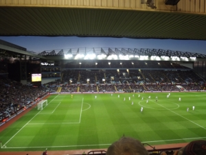 The magnificent Villa Park