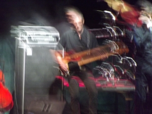 Pink Floyd on acid