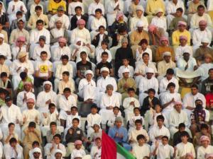 There are some interesting chants at Baniyas