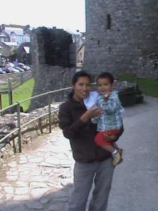 Harlech Castle is a winner every time
