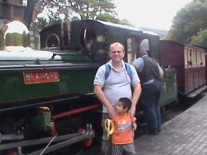The real Thomas