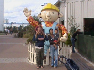 Bob the Builder is one of many tie-ins at Butlin's