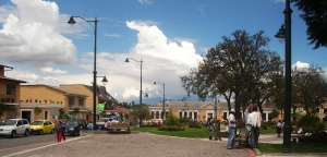 Old town in Cumbaya