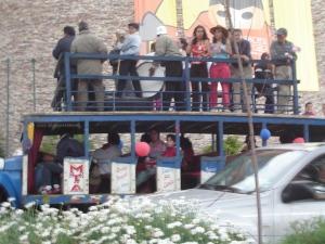 A famous Quito chivo