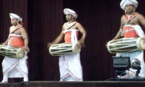 Check out the show at the Kandy cultural centre