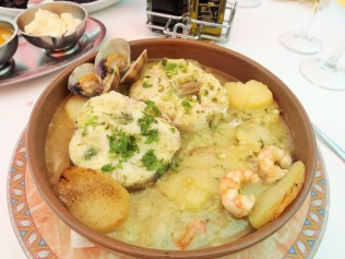 Merluza is big fave in Asturias